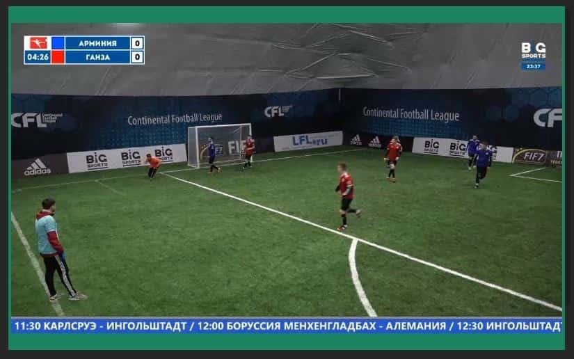 22bet football stream