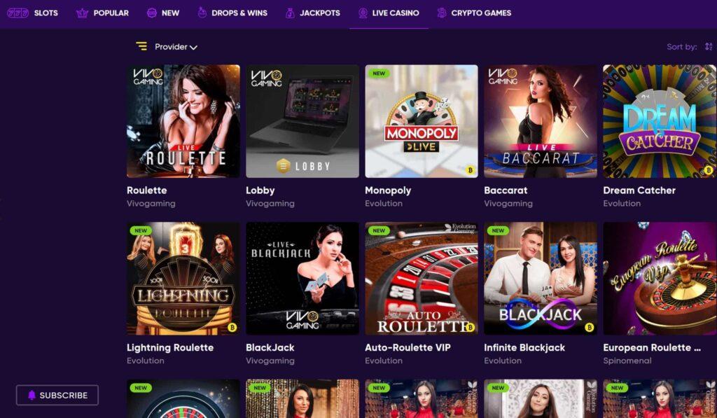 bao casino live casino