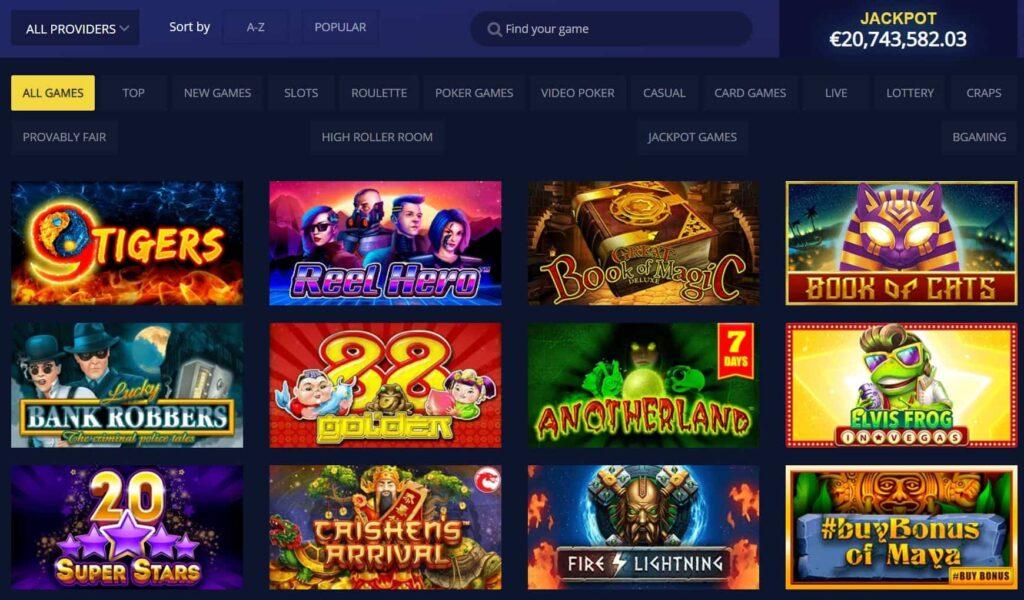 betchain online casino