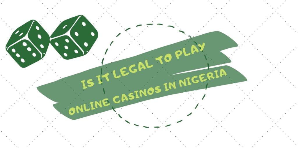 online casinos nigeria