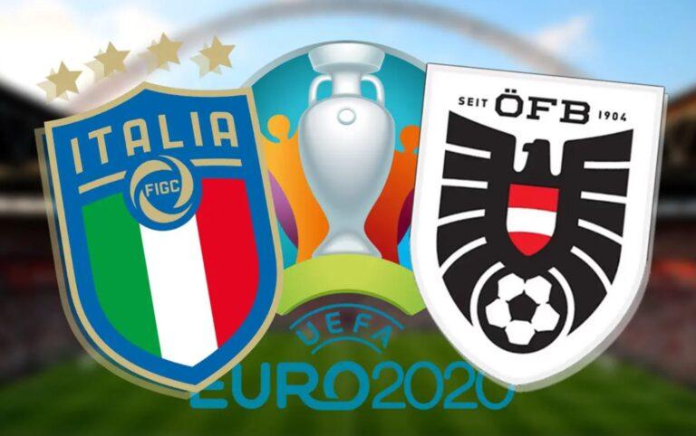 Italy vs Austria - Euro 2020